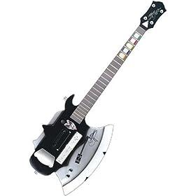 Gene Simmons Axe Guitar