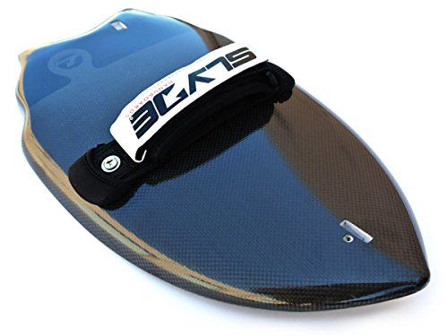 Carbon-Black-Wedge-Handboard-for-Bodysurfing-with-Gopro-Attachment