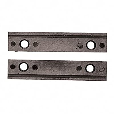 Panavise 344 Grooved Nylon Replacement Vise Jaws by PANAVISE