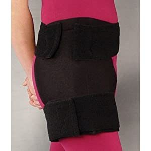 BraceAbility Hip Support Ice Wrap - Hip Pain Treatment from TLC Medical