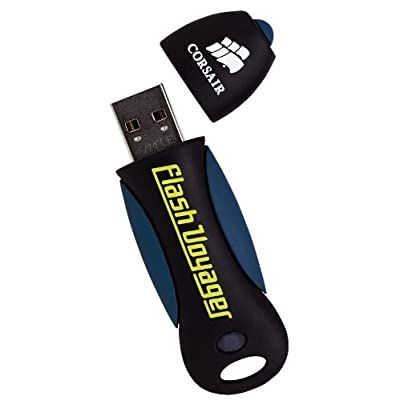 Corsair CMFUSB2.0-16GB Flash Voyager 16GB USB Flash Drive