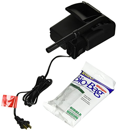 Tetra 26316 Whisper Filter PF10, 5-10-Gallon (Whisper Filters compare prices)