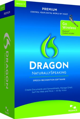 Dragon NaturallySpeaking 11 Premium Wireless Edition (PC)