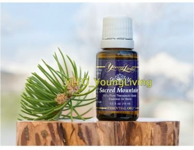 Sacred Mountain Essential Oil Blend by Young Living - 15ml