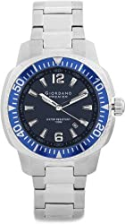 Giordano Analog Blue Dial Mens Watch - P157-33
