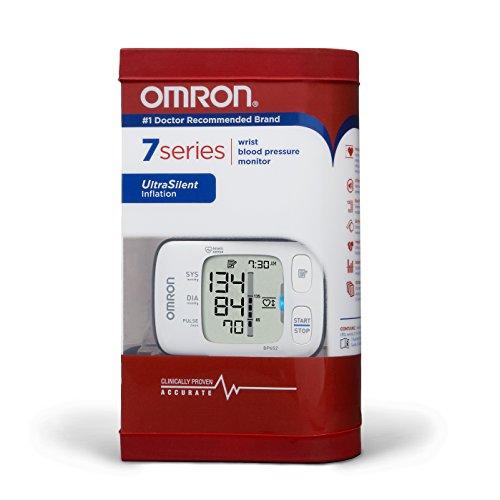 销量第一,欧姆龙Omron 7系 Bp652 腕式血压计图片