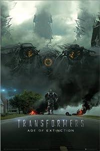 Poster Transformers 4 - preiswertes Plakat, XXL Wandposter