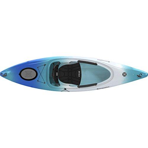 Perception Pescador 10.0 Kayak, Sea Spray