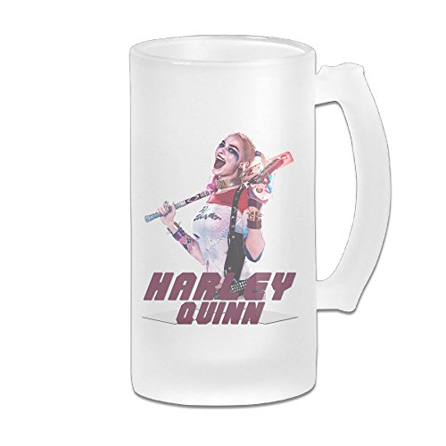 [Handson Insulation Cup Harley Quinn Thermal Sport Kettle Size One Size] (Caitlyn Costumes)