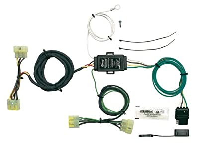 Hopkins 43315 Plug-In Simple Wiring Kit for Toyota Tacoma 1995-2004