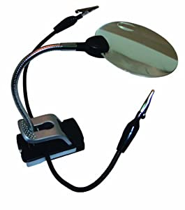 Eclipse MA-018 Helping Hands Clip-On Magnifier