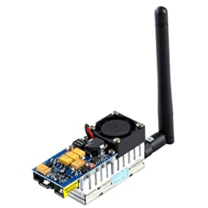 FPV 5.8G 500mW 8CH Video Audio Wireless Transmitter and Receiver Kit