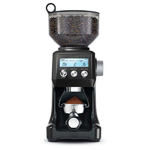 Purchase Breville BCG820BKSXL The Smart Grinder Pro Coffee Bean Grinder, Sesame Black