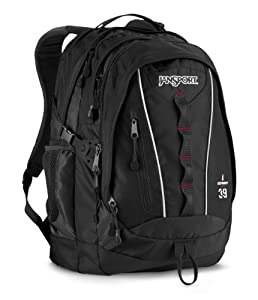 Jansport Odyssey Backpack (Black)