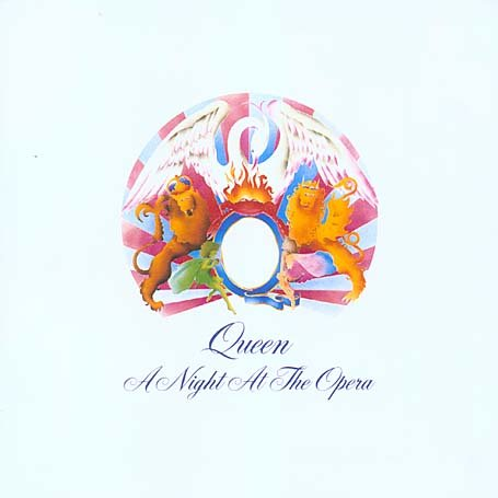 Queen - A Night at the Opera-Standard Version - Zortam Music