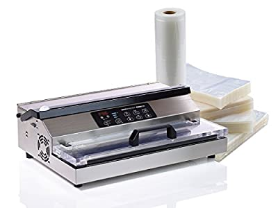 Genuine VacMaster GameMasterTM PRO380 Vacuum Sealer Bundle