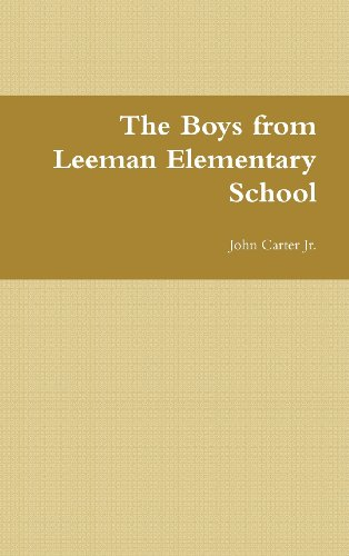 The Boys from Leeman Elementary School