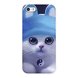 Special Tie Chi Cat Multicolor Back Case Cover for iPhone 5 5S