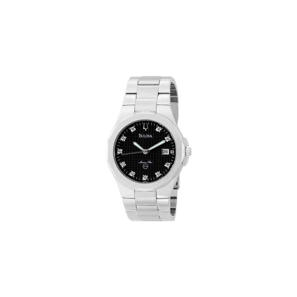 Bulova Mens 96D14 Marine Star Watch