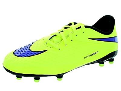 Nike Kids Jr Hypervenom Phelon Fg Soccer Cleat