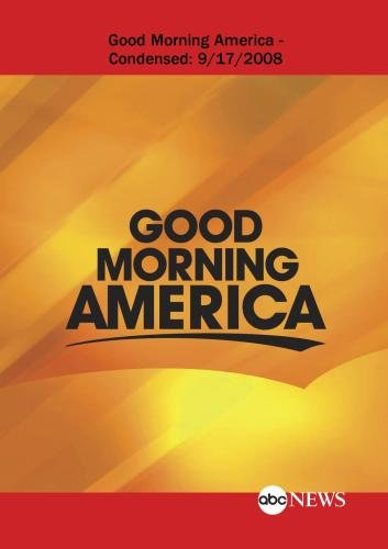 Good Morning America Robot : Good morning america tv listings schedule and episode