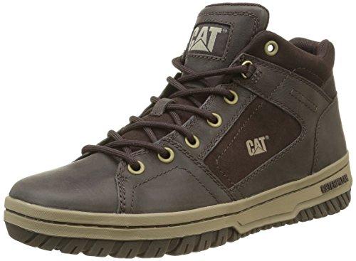 cat-assign-mid-sneakers-hautes-homme-marron-guinness-44-eu