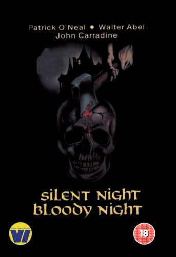 Silent Night, Bloody Night [Video to DVD conversion] by Patrick O'Neal