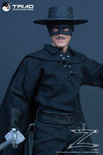 Triad 1/6 Figure - Zorro: Zorro