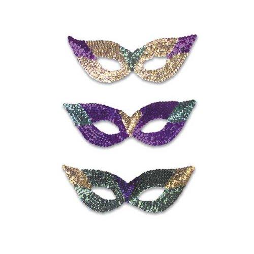 Assorted Cat Eye Masks - 1