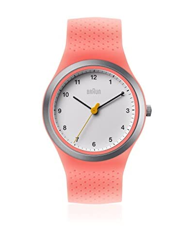 Braun Reloj de cuarzo Unisex Bn0111Whpkl 35.5 mm
