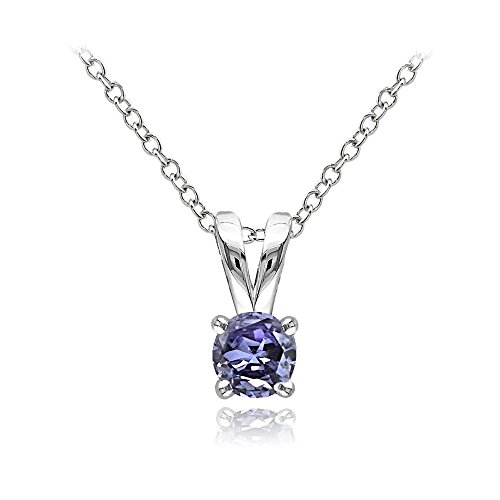 sterling-silver-1-2ct-tanzanite-round-solitaire-necklace