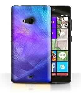 PrintFunny Designer Printed Case For Nokia Lumia 540