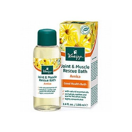 Kneipp Herbal Bath 100ml/3.4oz Arnica Joint &