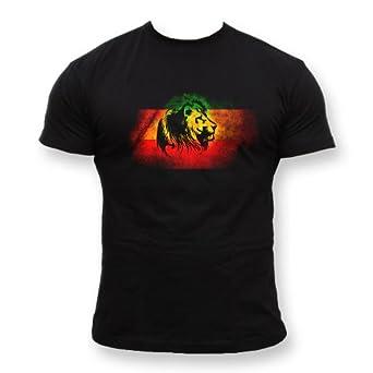 Reggae Lion T-shirt (Small)