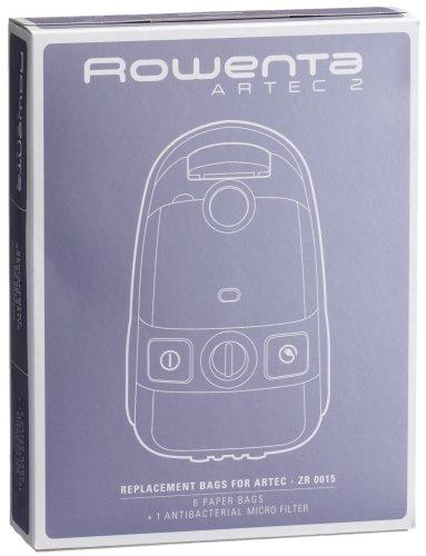 Rowenta ZR 0015 Sac d'aspirateur filtrant en papier Artec2