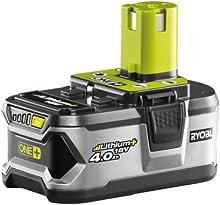 Comprar Ryobi RBC18L40 - Pack cargador 1 h + 1 Batería Lítio-Ion 18V 4,0Ah