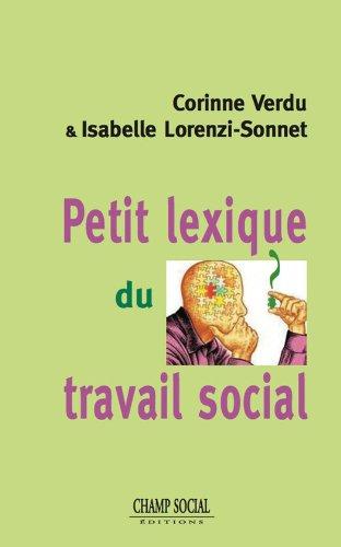 Petit lexique du travail social