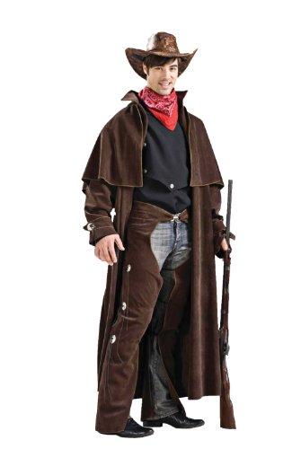 Forum Novelties Complete Designer Cowboy Costume, Small