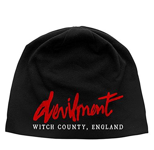 Devilment Witch County Beanie cappelli/berretti, nero, taglia unica