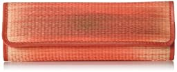 Flora Bella Salazar Clutch,Papaya,One Size