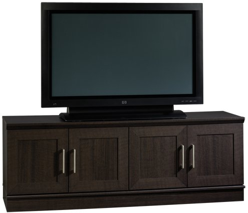 Image of Sauder Homeplus Dakota Oak TV / Wall Cabinet (B007SO5MMC)