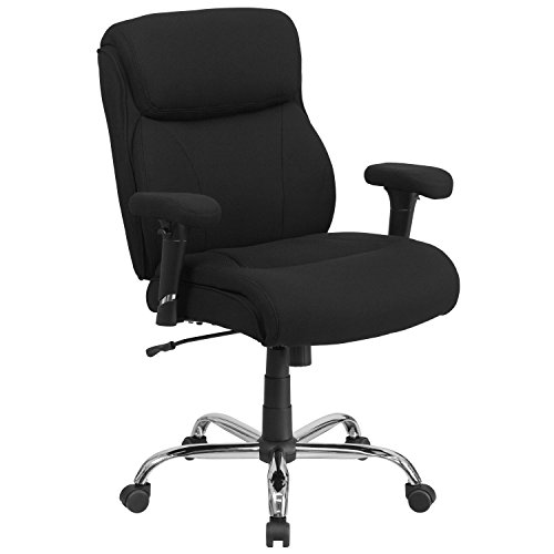 flash-furniture-14-hercules-series-big-tall-fabric-swivel-task-chair-with-arms-400-lb-black