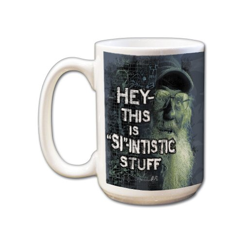 Duck Dynasty Men'S Si-Intistic Mug One Size White One Size