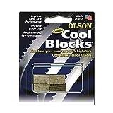 Olson Saw CB50050BL 14-Inch Band Saw Accessory Cool Blocks