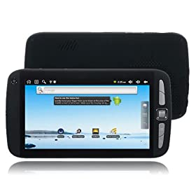 Gz15 7 Inch Google Android 2.2 Mips 600mhz Tablet Pc