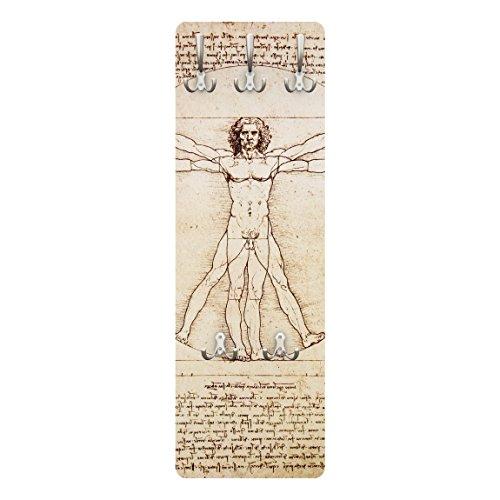 Apalis-78719-Wandgarderobe-Da-Vinci-139-x-46-cm