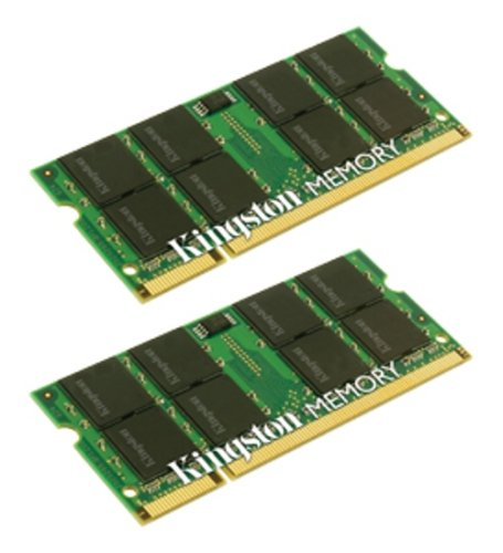 Kingston KTA-MB667K2-4G 2x2GB DDR2-SDRAM 667MHz Kit f&#252;r Apple