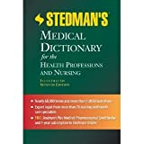 img - for by Stedman's (2011) Lippincott Williams & Wilkins; Seventh, Standard Illustrated Edition edition [Hardcover] Stedman's Medical Dictionary for the Health Professions and Nursing book / textbook / text book