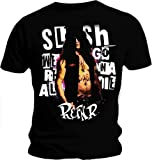 Official T Shirt Guns n Roses SLASH Apocalyptic Love PUNK