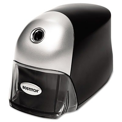 Electric Pencil Sharpener, 3-1/2 Quot;X7-1/2 Quot;X4-1/4 Quot;, Black